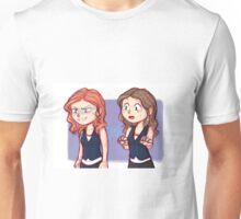 jealous chloe. bechloe 2 Unisex T-Shirt