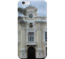 Otavalo City Hall iPhone Case/Skin