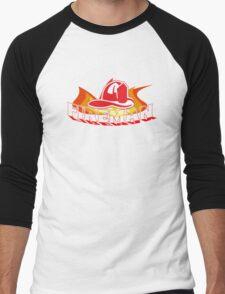 KID'S FIREMAN  Men's Baseball ¾ T-Shirt