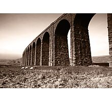 Ribble Head Viaduct Photographic Print