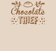 Chocolate thief Womens Fitted T-Shirt