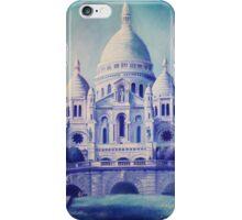 Sacre Coeur - Paris iPhone Case/Skin