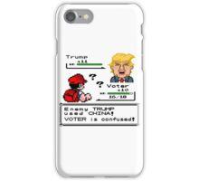 Donald Trump Pokemon Battle iPhone Case/Skin