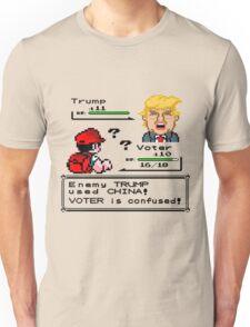 Donald Trump Pokemon Battle Unisex T-Shirt
