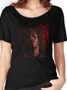 Young thug - Slim season [4K] Women's Relaxed Fit T-Shirt