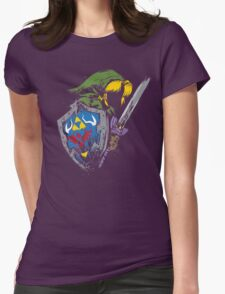 Hyrule Warrior Womens Fitted T-Shirt