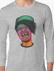 DANNY BROWN [4K] Long Sleeve T-Shirt