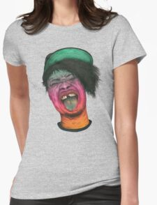 DANNY BROWN [4K] Womens Fitted T-Shirt