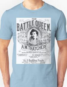 The Battle Queen Unisex T-Shirt