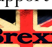 Brexit 2016 Limited Edition , Only 500 items available Sticker