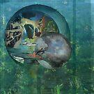 Underwater Home by Ellanita