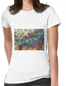 Ladybird, ladybird Womens Fitted T-Shirt