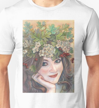 The Hawthorn Queen. T-Shirt