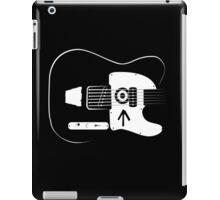 Ed's Custom Guitar! iPad Case/Skin
