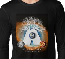 arteology universe 4 Long Sleeve T-Shirt