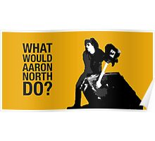 What Would Aaron North Do? Poster