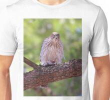 Mealtime - Coopers hawk Unisex T-Shirt