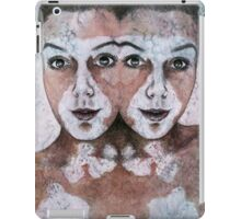 Rorschach Twins iPad Case/Skin