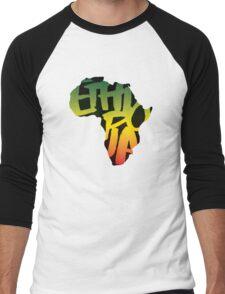 Ethiopia in Africa - Black T-Shirt
