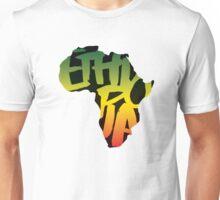 Ethiopia in Africa - Black Unisex T-Shirt