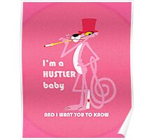 pink hustler Poster
