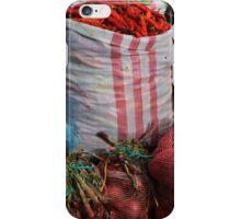 Vegetables at the Market iPhone Case/Skin