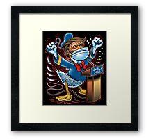 Donald Framed Print
