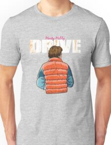 Back to the Future - Drive Unisex T-Shirt