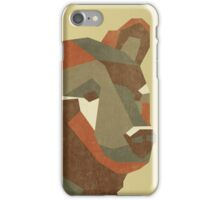 Low Poly Bear iPhone Case/Skin