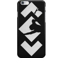 MADEON SILHOUETTE iPhone Case/Skin