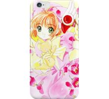 Sakura vs. Fight iPhone Case/Skin
