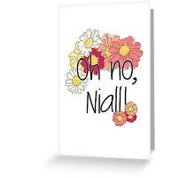 Oh no! Greeting Card