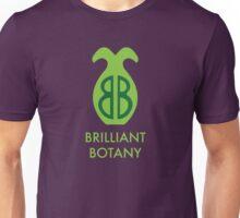 Brilliant Botany Logo and Title Unisex T-Shirt