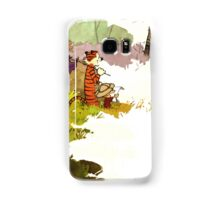 Calvin and Hobbes Adventure Samsung Galaxy Case/Skin