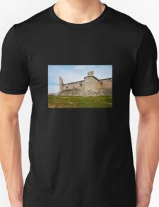 View of Castle in Spain Unisex T-Shirt