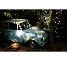Weasley Car Photographic Print