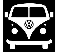 VW Camper Photographic Print