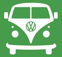 VW Camper One Piece - Short Sleeve