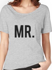 MR Husband, Hubby, Unisex, Tumblr, Couple Women's Relaxed Fit T-Shirt