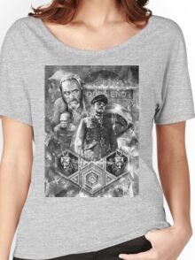 Quatermass and the Pit Movie Design Women's Relaxed Fit T-Shirt
