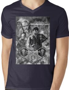 Quatermass and the Pit Movie Design Mens V-Neck T-Shirt