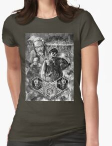 Quatermass and the Pit Movie Design Womens Fitted T-Shirt