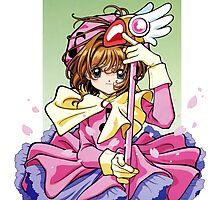 Cardcaptor Sakura 01 Photographic Print