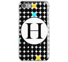 H Starz iPhone Case/Skin