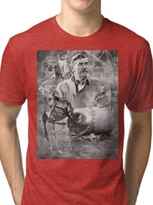Quatermass and the,Pit TV Design Tri-blend T-Shirt
