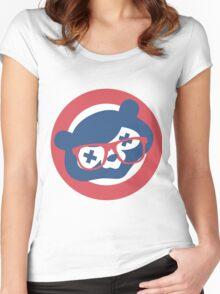 Drunken Cubbie Women's Fitted Scoop T-Shirt