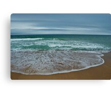 Rhode Island Sea Scape  Canvas Print