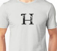 H Bubbles Unisex T-Shirt
