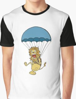 Scaredy Cat Graphic T-Shirt