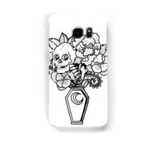 Bouquet Decay: Memento Mori Samsung Galaxy Case/Skin